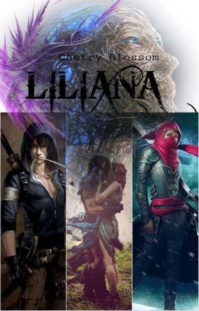 Liliana - Cherry Blossom by LenaSztrapkov