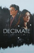 DECIMATE || SPENCER REID {ON HOLD} by beligerentbucky