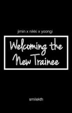 Welcoming the new trainee by smilekth