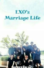 EXO's Marriage Life by piscesablue