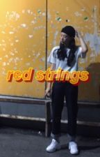 red strings // m.y.g + j.h.s by yoonseokisloaf