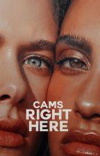 Right Here ▷ P. MAXIMOFF / B. ALLEN by stxrk-