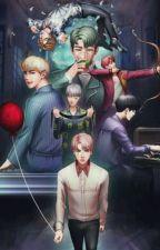 Os 7 Anjos (Min Yoongi/Suga) by Pandy_Nisa