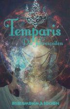 Temparis - Die Jahreszeiten #IceSplinters18 by Eisblumenmaedchen