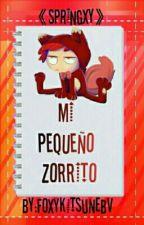 Mi pequeño zorrito 《SPRINGXY》 by FoxykitsuneBV