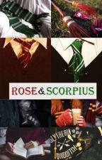 Uczucie w nienawiści | Rose&Scorpius by Annabeth-Rose
