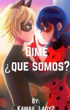 Dime ¿Qué somos? {{Lemon}} by Kawaii_Lady2