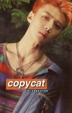 copycat : hunhan [texting] by mindaextae
