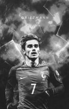 Griezmann  by Manon97417