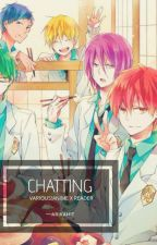 Various!Anime x Reader (Chatroom) by arikahit