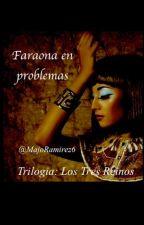 Faraona en problemas - Los Tres Reinos (Nico Di Angelo) by MajoRamirez6