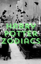 Harry Potter Zodiacs by wxnderlust_x