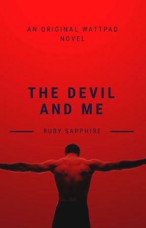 The Devil and Me by lovingGemstones