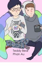 Teddy Bear - Phan AU by babylouistommotom