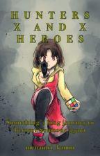 Hunters X and X Heroes by mei-hem