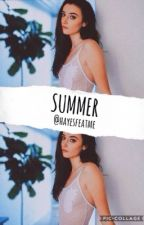 summer | c.d. by hayesfeatme