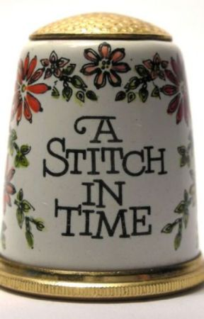A Stitch in Time by ShereseF