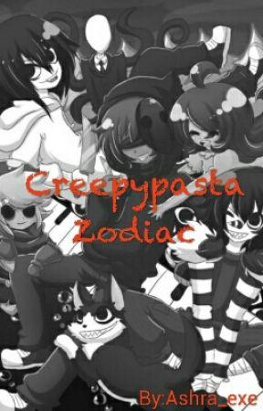 Creepypasta Zodiac by Ashra_exe