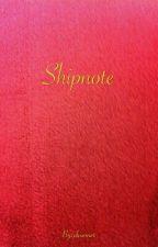 Shipnote //Phan by kessieflessie