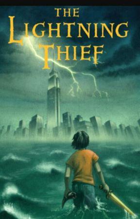 Gods And Demigods Reading The Lightning Thief  by DaughterofTartarus77