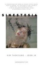 sinestesia。  vkook by adoresehun