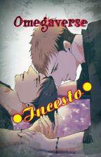 """""""Incesto"""" [OMEGAVERSE] by kuramakaneky"""