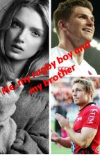 Me, my rugby boy and my brother by Melanierugby8