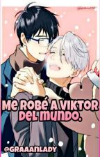 Me robé a Víktor del mundo. [Yuri On Ice] #AwardsOnIce by graaanlady