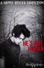 He's Not Human    by SunDanielle