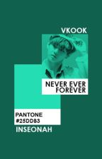 Never Ever Forever; vkook by inseonah