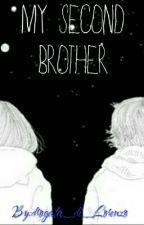My second brother||Lorenzo Ostuni by drogata_di_Lorenzo