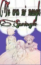 Tu Eres Mi Mangle Springle FNAFHS {En Emisión}  by HotaruKaori