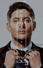 He's Dean Winchester by hadestiel