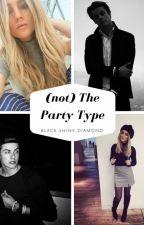 (Not) The Party Type   Chris Schistad by black_shiny_diamond
