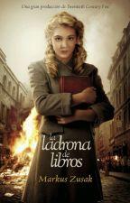La ladrona de libros. by believeinyourdreamss
