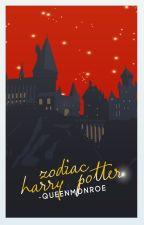 Zodiac » Harry Potter by -queenmonroe