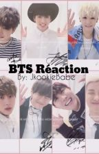 Bts réaction !  by JkookieBabe