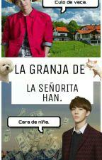 La Granja De La Señorita Han. <HunHan> by SundayB-L