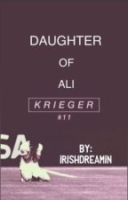 Daughter of Ali Krieger by irishdreamin