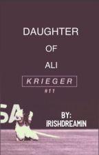 Daughter of Ali Krieger by irishdreamin
