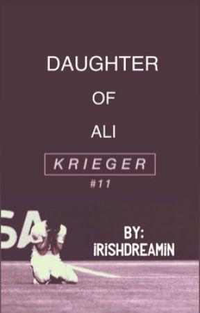Daughter of Ali Krieger by murphyyy_xo