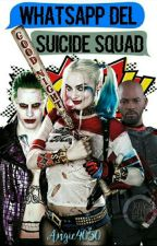 Whatsapp del Suicide Squad by Angie4050