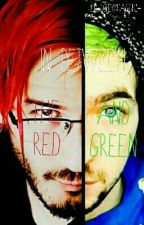 In Between The Red & Green (Septiplier) by -SuperPHANgirl-