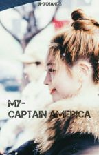 [#3 SEVIT SERIES] MY CAPTAIN AMERICA by Jihyonicorn