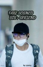 BTS × GFRIEND Grup Chat & Fake Instagram by zcxicy