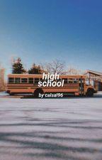 High School × MAGCON BOYS √ by Shameron9498