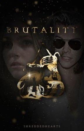 Brutality | Harry Styles by shreddedhearts