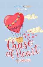 Chase of Heart (TobePublished) by AljSandelaria