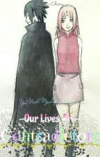 Our Lives Are Contradictory by Aqiki-Chan