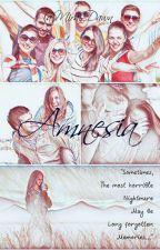 Амнезия  by Mirai_Dawn